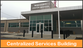 Centralized Services Building