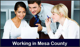 Working in Mesa County