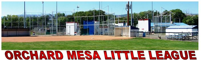 Orchard Mesa Little League