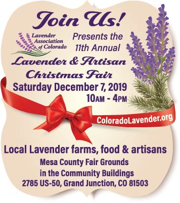 Lavender and Artisan Christmas Fair