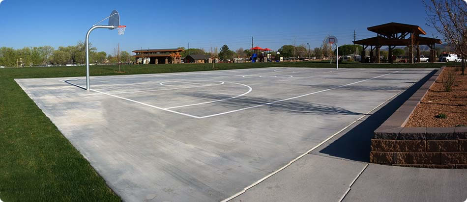 Longs Park Basketball Court