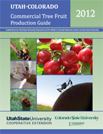 Utah-Colorado Commercial Tree Fruit Production Guide Cover